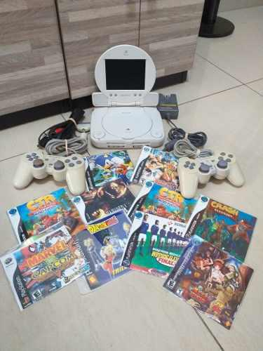 Play station ps one con pantalla