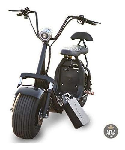 Moto scooter eléctrico 1500w
