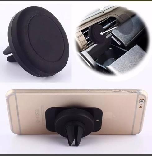 Holder soporte magnetico aire auto universal celular gift