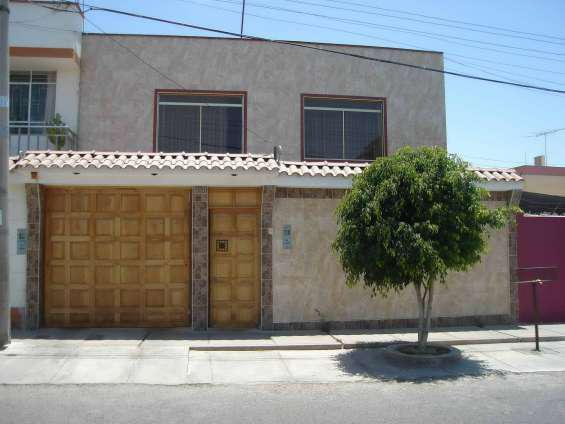 Se alquila casa para oficinas administrativa en tacna en