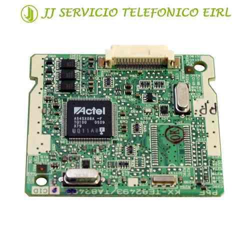 Panasonic perú - tarjeta kx-tes82493x para central