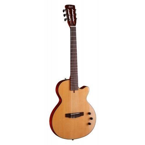 Guitarra Electroacústica Cort Sunset Ny Godin + Garantía