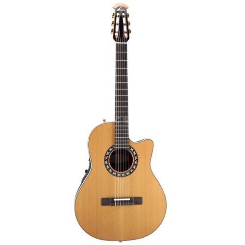 Guitarra Electroacustica Ovation 1773ax-4 No Taylor Nylon
