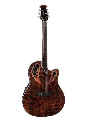 Guitarra Electroacustica Ovation Ce44p Celebrity No Taylor