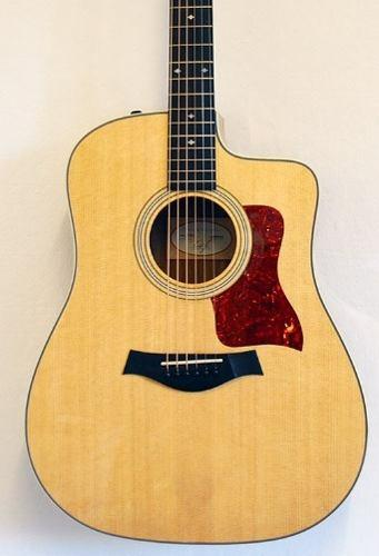 Guitarra Electroacustica Taylor 210ce K Dlx Koa Deluxe