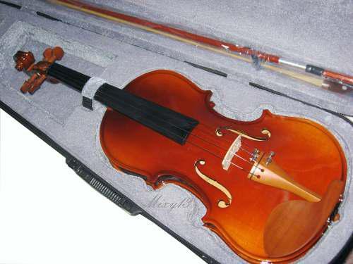 Violin 4/4 starsun semiprofesional completo/estuche/sonido