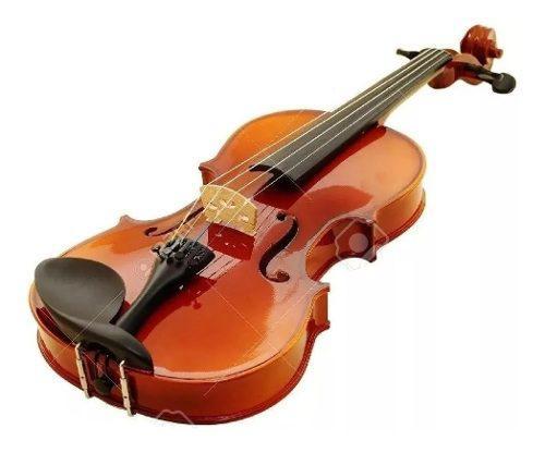 Violin melody importado original accesorios fino acabado