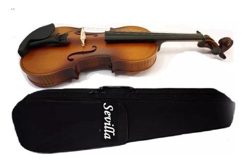 Violin sevilla original mejor calidad accesorio fino acabado