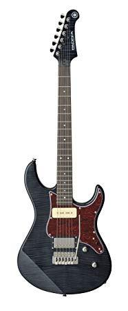 Yamaha pacifica pac611h bl - guitarra eléctrica de cuerpo