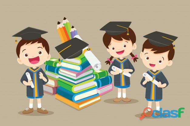 Se hacen tareas escolares desde 10 soles  cel. 987085017