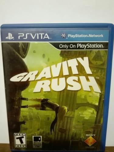 Gravity Rush - Ps Vita Psvita