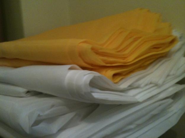 Malla para estampado textil