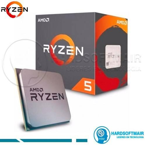 Procesador Amd Ryzen 5 1600 3.2 Ghz Am4