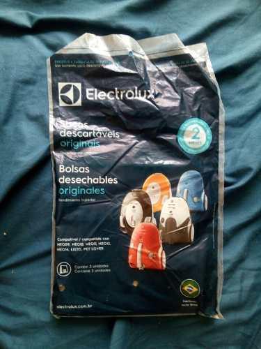3 Paquetes Electrolux De Papel Modelos Listo Neo Lis11