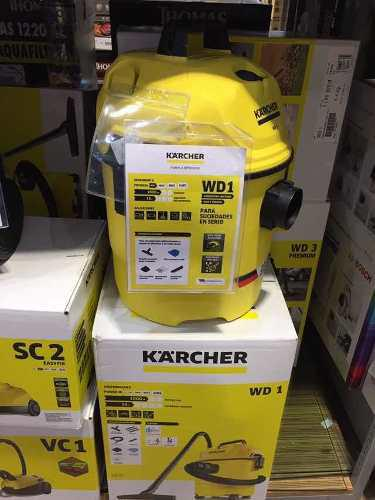 Aspiradora Karcher