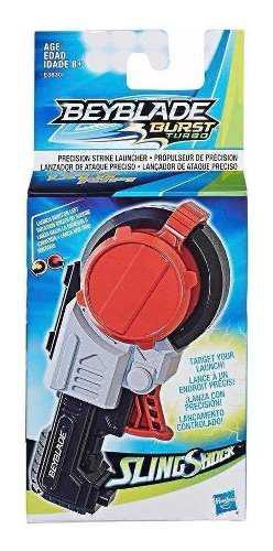 Beyblade Burst Turbo Slingshock Lanzador Marca Hasbro