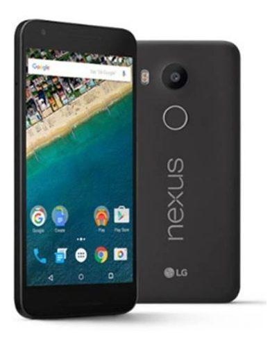 Lg nexus 5x de 32 gb para cualquier operador