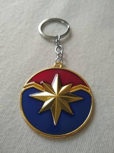 Llavero Capitana Marvel