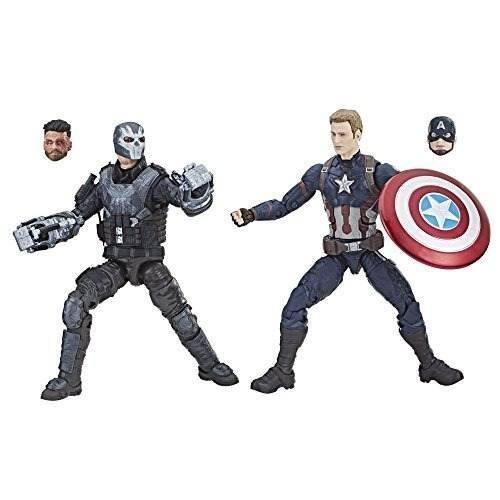 Marvel studios los primeros diez años capitan america guerr