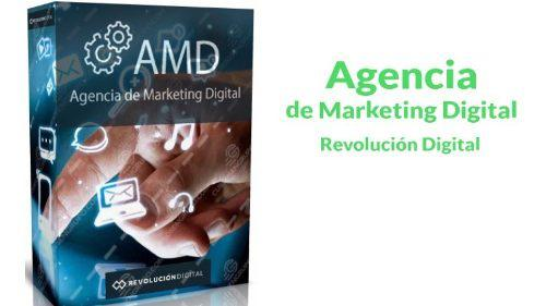 Curso agencia de marketing digital - revolución digital
