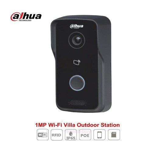 Dahua - Video Portero Vto2111d-wp Frente De Calle Ip Wifi