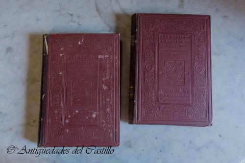 Libro año 1897 don quijote de la mancha, montaner y simon