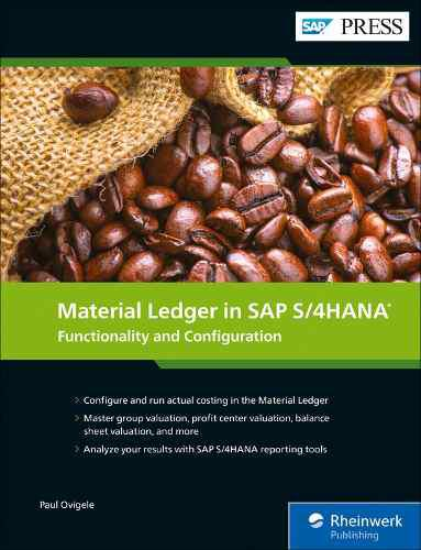 Libro material ledger in sap s/4hana functionality
