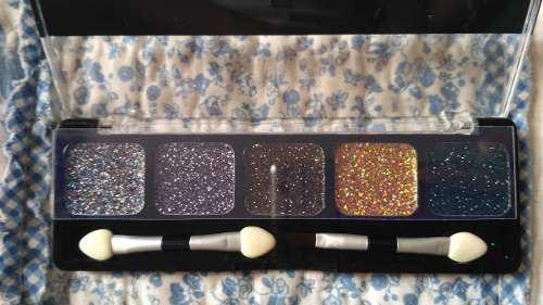 Paleta Nyx Mini De Sombras Glitter San Isidro Envios Olva
