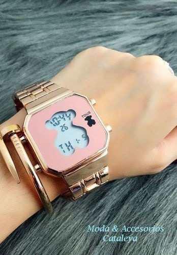 selección premium 38a36 d6ca0 Reloj tous 【 ANUNCIOS Septiembre 】 | Clasf