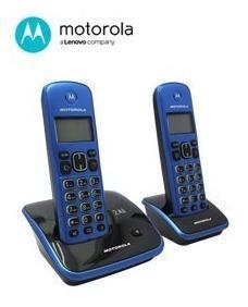Telefono Digital Inalambrico Motorola Auri3520a 2 2 4 Ghz