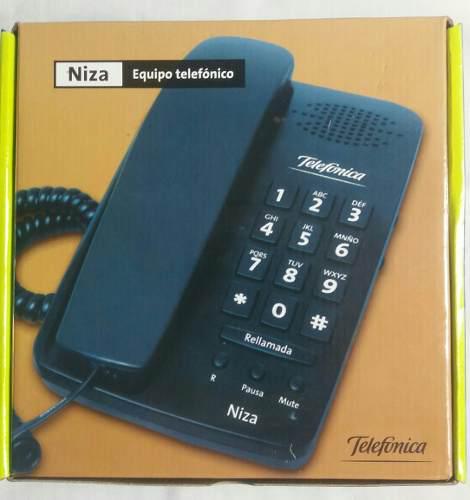 Teléfono Fijo Modelo Niza