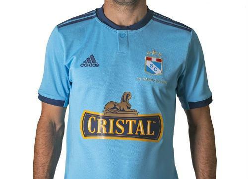 Camiseta de sporting cristal 2019