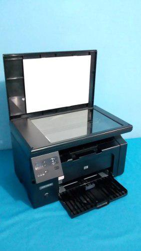 Impresora hp laserjet m1132 mfp