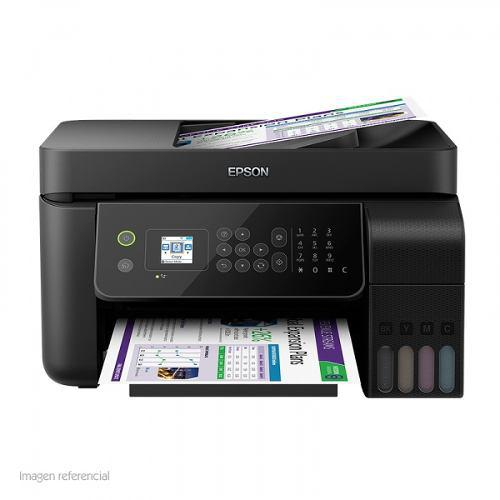 Impresora multifunción multifuncional de tinta continua...