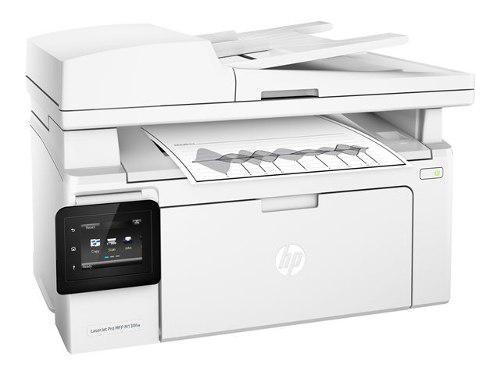 Impresora multifuncional hp lj pro m130fw,