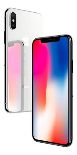 Smartphone Apple iPhone X Sg 3gb 256gb 5.8 4g Ios 11 4g Wifi