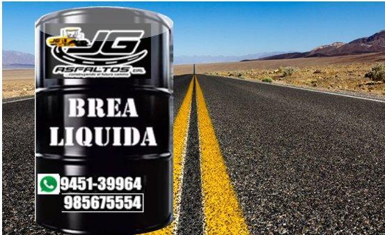 Brea liquida venta en cilindro de 55 galones de alta calidad