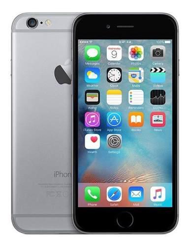 Iphone 6 16gb 4g lte apple libre nuevo