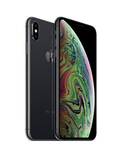Iphone xs max 64gb gris espacial tienda.garantizada lince