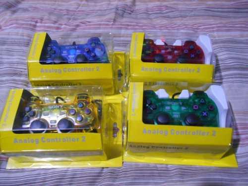 Mandos ps2 mando nuevos sellados juegos play 2 ps2