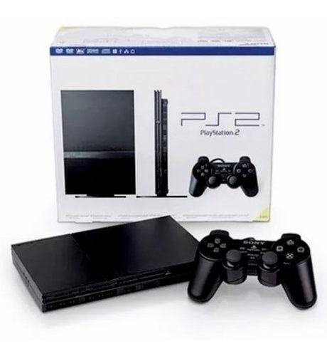 Playstation 2 de lanzamiento con dos mandos y juegos!