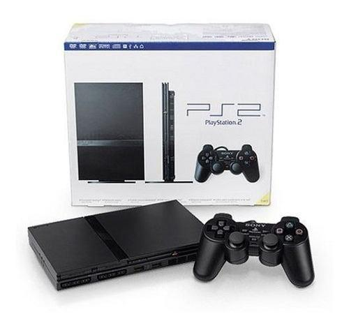 Playstation 2 original mas dos mandos ¡