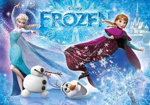 Rompecabezas puzzles frozen disney