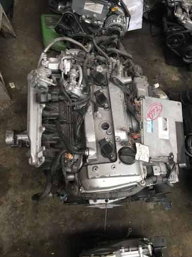 Motor y partes toyota 1az
