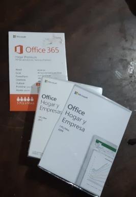 Office 2019 hogar y empresa