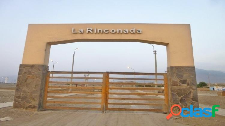 Venta de Terreno en La Rinconada de Carabayllo - 00722