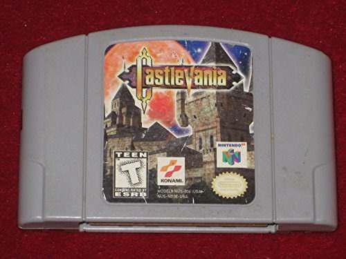 Castlevania 64