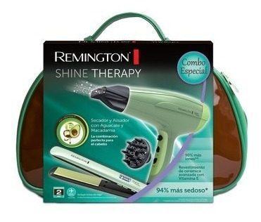 Combo remington laceador de cabello s9960 + secadora int