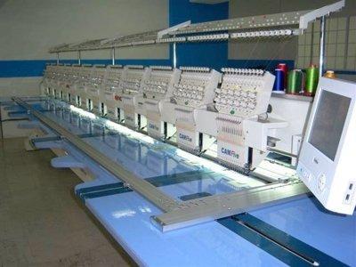 Vendo maquina bordadora computarizada 957211260