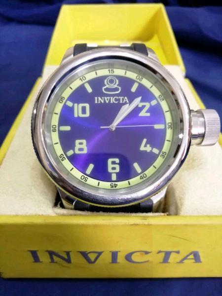 Reloj invicta russian 1959 diver